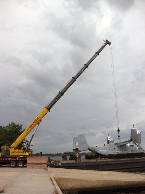 Crane Pictures hydraulic crane rental - edwards, inc.
